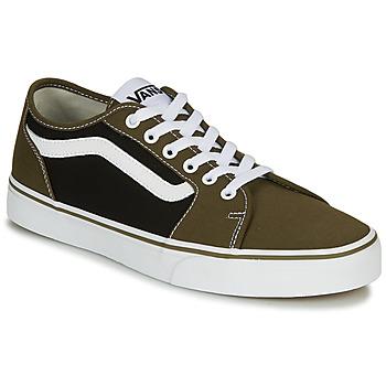 Schuhe Herren Sneaker Low Vans WARD MN KAKI Kaki