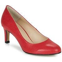 Schuhe Damen Pumps André POMARA 2 Rot