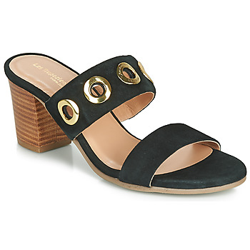 Schuhe Damen Sandalen / Sandaletten Les Tropéziennes par M Belarbi OPENCE Schwarz
