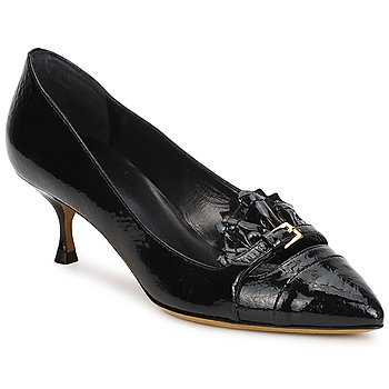 Schuhe Damen Pumps Moschino Cheap & CHIC CA1021 Schwarz