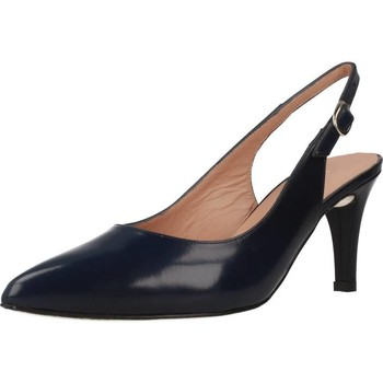 Schuhe Damen Pumps Argenta 41985 Blau