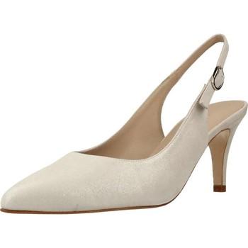 Schuhe Damen Pumps Argenta 1336 Silber