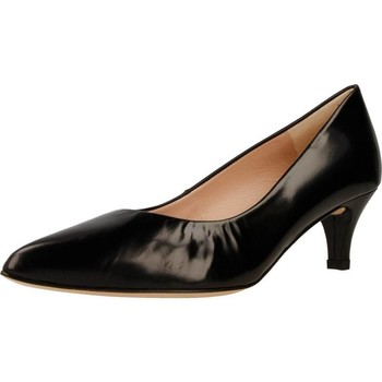 Schuhe Damen Pumps Argenta 1750/3 Schwarz