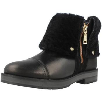 Schuhe Damen Low Boots Tommy Hilfiger WEST 7AS Schwarz