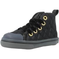 Schuhe Mädchen Sneaker High Gioseppo OBI Schwarz