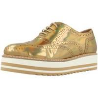 Schuhe Damen Richelieu Alpe 1720 40 Gold