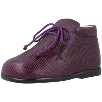 Schuhe Mädchen Low Boots Landos 61F26 Lila