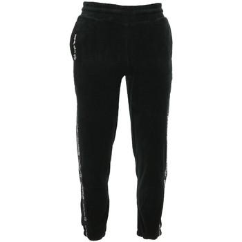 Kleidung Herren Jogginghosen Sergio Tacchini Original Pants Schwarz