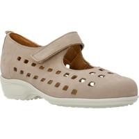 Schuhe Damen Derby-Schuhe & Richelieu Pinosos 60494 Brown