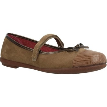 Schuhe Mädchen Ballerinas Duvic 6225D Brown