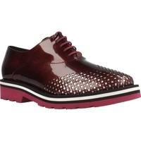 Schuhe Damen Derby-Schuhe Angel Infantes 705A Rot