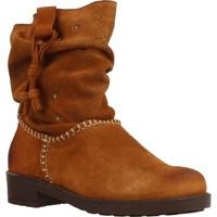 Schuhe Mädchen Boots Coolway BRISIKID Brown