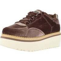 Schuhe Damen Sneaker Low Coolway DYLAN Brown