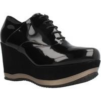 Schuhe Damen Richelieu Bruglia 6076 Schwarz