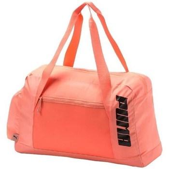 Taschen Reisetasche Puma AT Grip Bag Orangefarbig