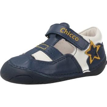 Schuhe Jungen Derby-Schuhe & Richelieu Chicco DANTON Blau