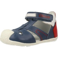 Schuhe Jungen Derby-Schuhe & Richelieu Chicco 68405 Blau