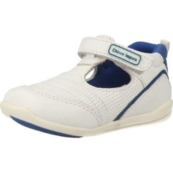 Schuhe Jungen Derby-Schuhe & Richelieu Chicco G6 Weiß