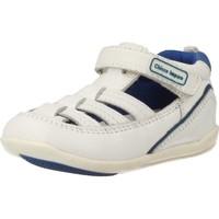 Schuhe Jungen Derby-Schuhe & Richelieu Chicco G7 Weiß