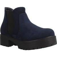 Schuhe Mädchen Boots Different 4216 Blau