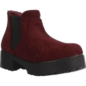 Schuhe Mädchen Boots Different 4216 Rot