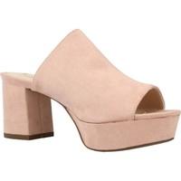 Schuhe Damen Pantoffel Chika 10 CLOE 02 Rosa