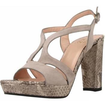 Schuhe Damen Sandalen / Sandaletten Joni 12068 Grau