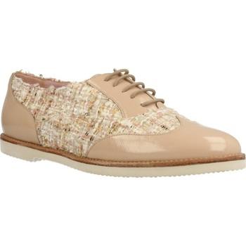 Schuhe Damen Derby-Schuhe Pretty Ballerinas 44822 Brown