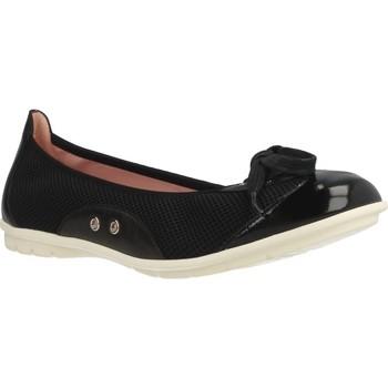 Schuhe Damen Ballerinas Pretty Ballerinas 45011 Schwarz
