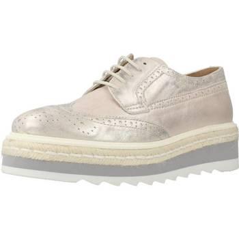 Schuhe Damen Derby-Schuhe & Richelieu Alpe 3283 16 Silber