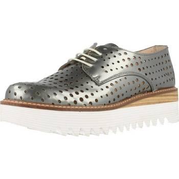 Schuhe Damen Derby-Schuhe & Richelieu Alpe 3293 61 Silber