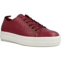 Schuhe Damen Sneaker Low Gas ROMA ETNICO Rot