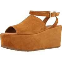 Schuhe Damen Sandalen / Sandaletten Alpe 3422 11 Brown