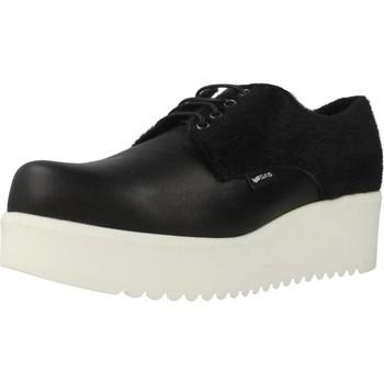 Schuhe Damen Derby-Schuhe & Richelieu Gas SASHA Schwarz
