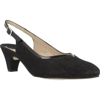 Schuhe Damen Pumps Argenta 27420R Schwarz