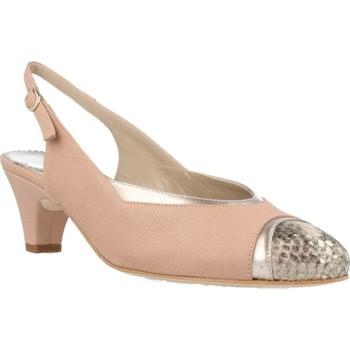 Schuhe Damen Pumps Argenta 27421 Rosa