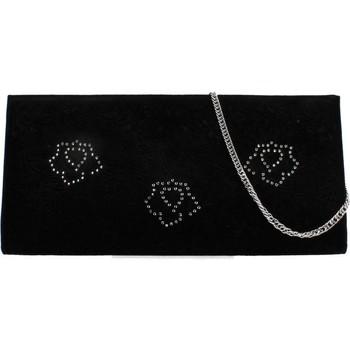 Taschen Damen Geldtasche / Handtasche Argenta B7093 Schwarz