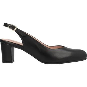 Schuhe Damen Pumps Piesanto 1229 Schwarz