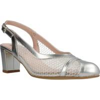 Schuhe Damen Pumps Piesanto 1232 Silber