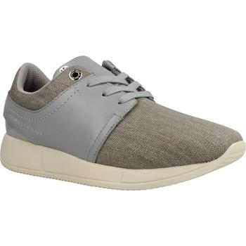Schuhe Damen Sneaker Low Tommy Hilfiger SAMANTHA 2C4 Grau