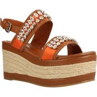 Schuhe Damen Sandalen / Sandaletten Bruno Premi K3700X Brown