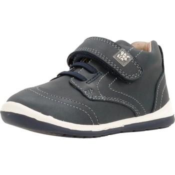 Schuhe Jungen Sneaker High Garvalin 171317 Blau