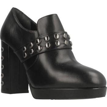 Schuhe Damen Ankle Boots Bruno Premi N4503G Schwarz