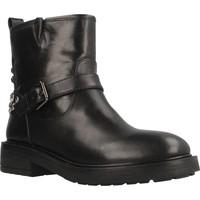 Schuhe Damen Low Boots Bruno Premi N9104X Schwarz