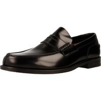 Schuhe Herren Slipper Lottusse L6902 Schwarz