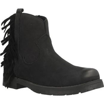 Schuhe Mädchen Boots Lulu WENDY Schwarz