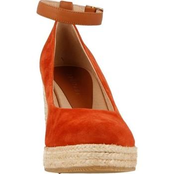 Equitare JONES01 Brown - Schuhe Leinen-Pantoletten mit gefloch Damen 5798