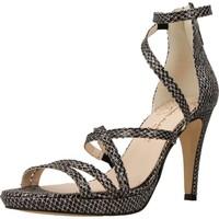 Schuhe Damen Sandalen / Sandaletten Angel Alarcon 17570 077 Schwarz