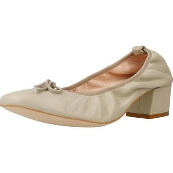 Schuhe Damen Ballerinas Mikaela 17018 Grau