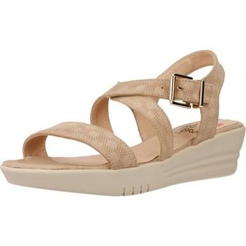 Schuhe Damen Sandalen / Sandaletten Mikaela 17083 Brown